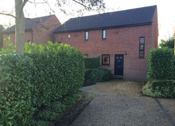 Thumbnail 2 bed semi-detached house to rent in Northcroft, Shenley Lodge, Milton Keynes