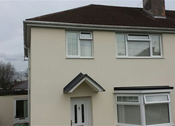 Thumbnail 3 bed property to rent in Hannah Road, Bilston