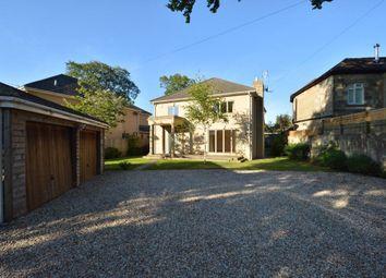Thumbnail 5 bed detached house to rent in Claverton Down Road, Claverton Down, Bath