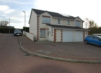 Thumbnail 3 bed semi-detached house to rent in Unicorn Close, Plympton, Plymouth