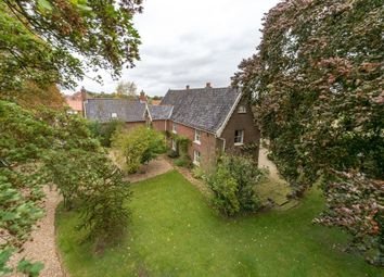 Thumbnail 8 bed property for sale in The Street, Tivetshall St. Mary, Norwich