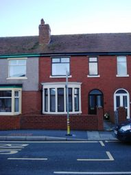 Thumbnail 3 bed terraced house to rent in Poulton Road, Fleetwood