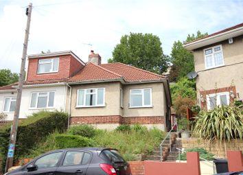 Thumbnail 3 bed semi-detached bungalow for sale in Rousham Road, Eastville, Bristol