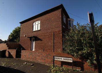 Thumbnail 2 bed flat for sale in Wingrove Gardens, Fenham, Newcastle Upon Tyne