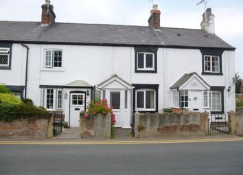 Thumbnail 2 bed terraced house to rent in High Street, Gresford, Wrexham