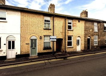 Thumbnail 2 bed terraced house for sale in Great Northern Street, Huntingdon, Cambridgeshire.