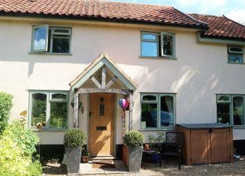 Thumbnail 3 bedroom semi-detached house for sale in Cross Street, Hoxne, Eye, Suffolk
