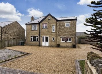 Thumbnail 4 bedroom detached house for sale in New Hey Road, Salendine Nook, Huddersfield