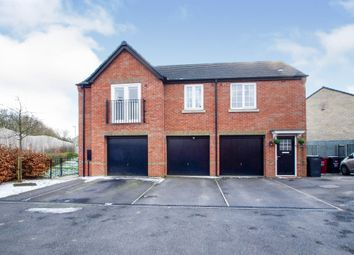 Thumbnail 2 bed property for sale in Knitters Road, South Normanton, Alfreton