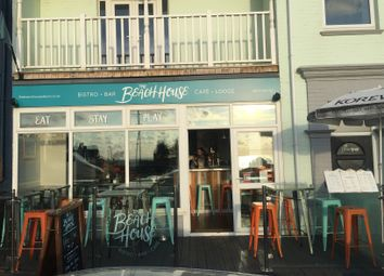 Thumbnail Restaurant/cafe for sale in West Road, Woolacoombe