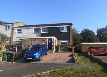 Thumbnail 3 bed end terrace house for sale in Erica Close, Eastbourne