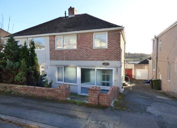 Thumbnail 3 bed semi-detached house for sale in The Knoll, Woodford, Plympton