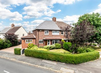 Thumbnail 3 bed semi-detached house for sale in Melrose Avenue, Appleton, Warrington