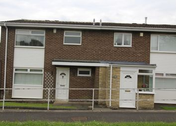 Thumbnail 3 bed terraced house to rent in Burnstones, West Denton, Newcastle Upon Tyne