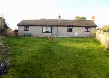 Thumbnail 2 bed bungalow to rent in Village Road, Lixwm