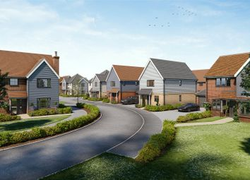 Thumbnail 2 bed semi-detached house for sale in Woodside Place, Dry Street, Langdon Hills, Basildon