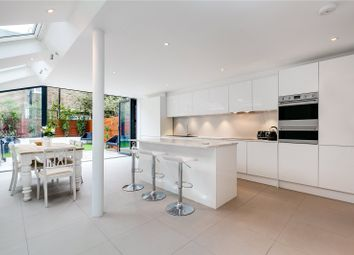 Thumbnail 5 bed terraced house for sale in Fairmount Road, London