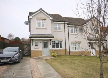 Thumbnail 3 bed semi-detached house for sale in Woodview Crescent, Lhanbryde, Elgin