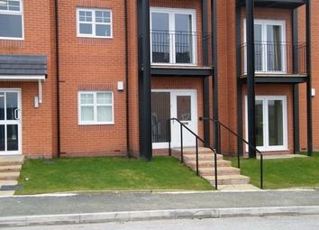 Thumbnail 1 bed flat to rent in Deerfield Close, St. Helens