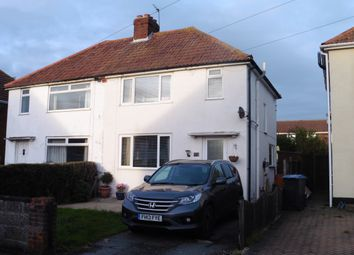 Thumbnail 3 bed semi-detached house for sale in St Martins Rd, Deal