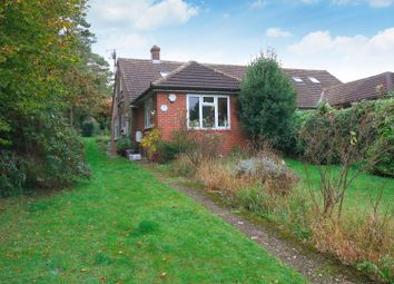 Thumbnail 3 bed semi-detached bungalow for sale in The Crescent, Chartham, Canterbury
