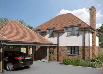 Thumbnail 3 bed detached house for sale in South Lane, Southbourne, Emsworth