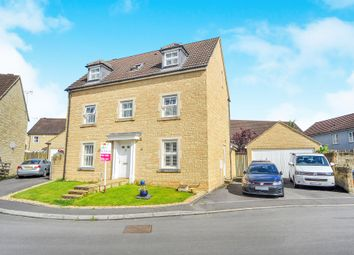 Thumbnail 5 bed detached house for sale in Yew Way, Corsham