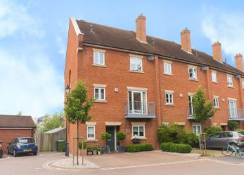 Thumbnail 4 bed end terrace house for sale in William Lucy Way, Oxford
