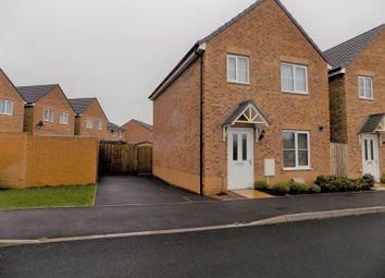 Thumbnail 3 bed detached house for sale in Llys Tre Dwr, Bridgend