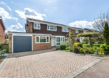 Marsh Crescent, High Halstow, Rochester ME3. 3 bed detached house for sale