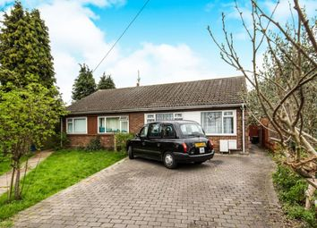 Thumbnail 2 bed bungalow for sale in Broadlands, Hanworth, Feltham