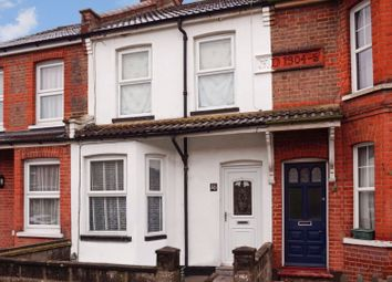 Thumbnail 3 bed terraced house for sale in Cromer Road, Watford
