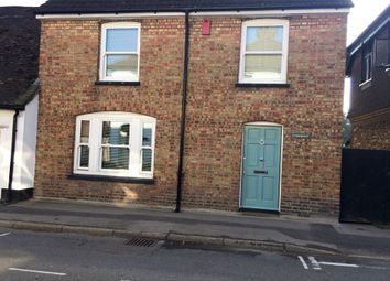 Thumbnail 3 bed end terrace house to rent in The Street, Bearsted, Maidstone