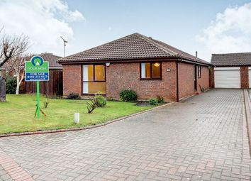 Thumbnail 2 bed bungalow for sale in Taynton Grove, Seghill, Cramlington