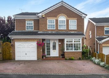 Thumbnail 4 bed detached house for sale in Honingham Road, Ilkeston