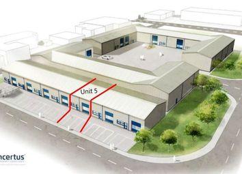 Thumbnail Commercial property to let in Unit 5, Phoenix Enterprise Park, Gisleham, Lowestoft