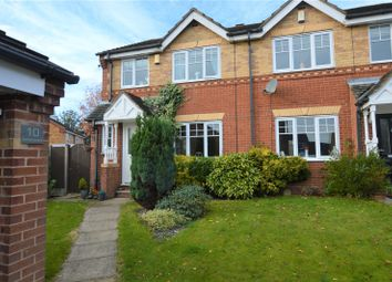Thumbnail 3 bed semi-detached house for sale in Fairfield Gardens, Rothwell, Leeds, West Yorkshire