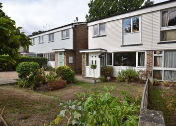 Thumbnail 3 bed semi-detached house for sale in Hampton Close, Church Crookham, Fleet