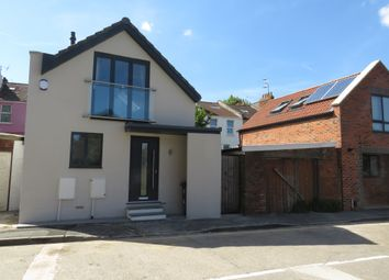 Thumbnail 2 bedroom detached house for sale in Murray Street, Southville, Bristol