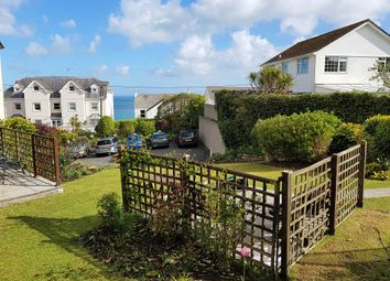 Thumbnail 2 bed flat for sale in Karenza Court, Headland Road, Carbis Bay, St Ives, Cornwall.