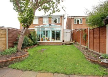Thumbnail 3 bed semi-detached house for sale in St. Blaize Road, Romsey