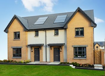 """Thumbnail 3 bedroom semi-detached house for sale in """"Craigend"""" at Countesswells Park Road, Countesswells, Aberdeen"""