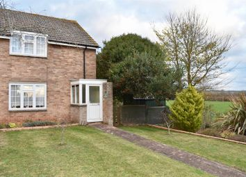 Thumbnail 2 bed end terrace house for sale in Darby Way, Bishops Lydeard, Taunton