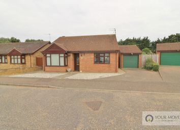 Thumbnail 3 bed bungalow for sale in Clydesdale Rise, Bradwell, Great Yarmouth
