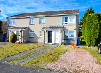 Thumbnail 2 bed flat for sale in Lennox Court, Glenrothes