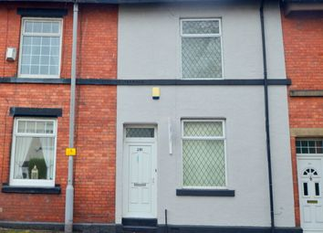 Thumbnail 2 bed terraced house for sale in Hollins Lane, Unsworth, Bury