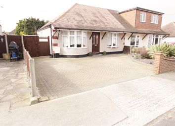 Thumbnail 2 bed semi-detached bungalow for sale in Northern Avenue, Benfleet