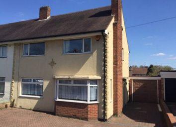 Thumbnail 3 bed property to rent in Willowsbrook Road, Hurst Green, Halesowen, Birmingham