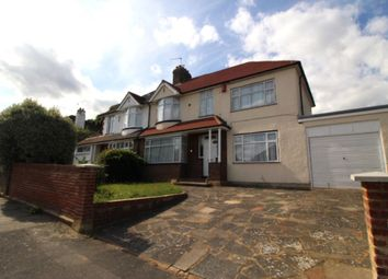 Thumbnail 4 bed semi-detached house to rent in Orchard Avenue, Belvedere