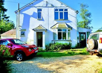 Thumbnail 4 bed detached house for sale in Stockerston, Leicestershire